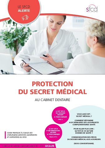 Protection du secret médical - Syndicat SFCD
