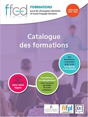 FFCD Catalogue des formations en région pour tout le cabinet dentaire, chirurgiens-dentistes, assistant(e)s, secrétaires